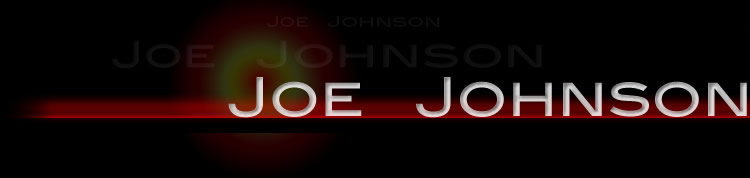 joe johnson voiceovers